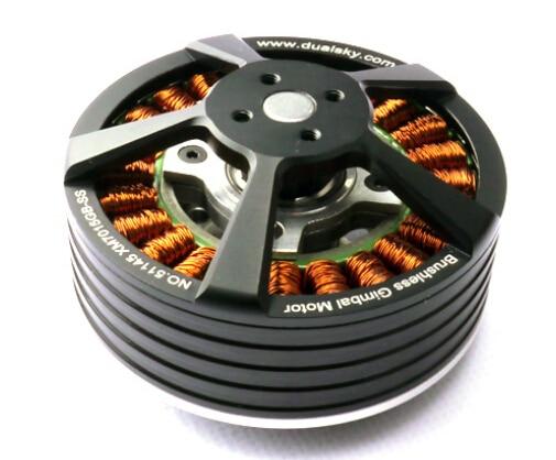 DUALSKY Gimbal Brushless Motor 7015GB-SS (for SLR like BMCC) for Camera Gimbal for FPV Multicopter цены онлайн