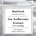 Extracto de soja Isoflavonas 40% 500g (17.6 oz) envío gratuito