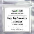 SoyBean Extract 40% Isoflavones 500g (17.6 oz) free shipping