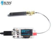 SX1276 ESP32 LoRa 868 MHz/915 MHz 0.96 Inch OLED Màu Xanh Hiển Thị Bluetooth WIFI Lora Kit 32 Hội Đồng Phát Triển đối với Arduino