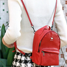 ZAA весело серии мини-рюкзак отдельных рюкзак для тривиальный вещи на путешествия элегантный дизайн Колледж Стиль Повседневная Женская Рюкзак
