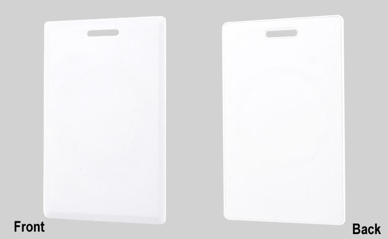 High Quality 125KHz Rfid T5577 Thick Card Access Control System Card RFID Card