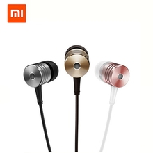 New Original Xiaomi 1MORE Piston In-Ear Earbud Earphone with Microphone HiFi Metal Material for Android iPhone
