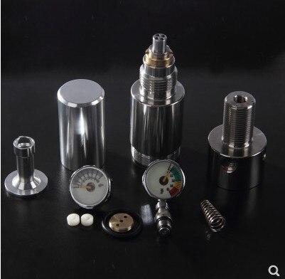 Valve de cylindre à haute pression de condor pcp de force aérienne de trou unique et Valve à haute pression anti-déflagrant de valve à pression constante - 3