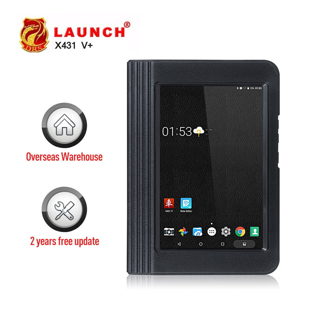 Starten X431 V + V Plus X431 PRO3 Diagnose Auto Scanner Full System OBD2 OBDII Diagnose-Tool Wifi Bluetooth 2 jahr Freies Update