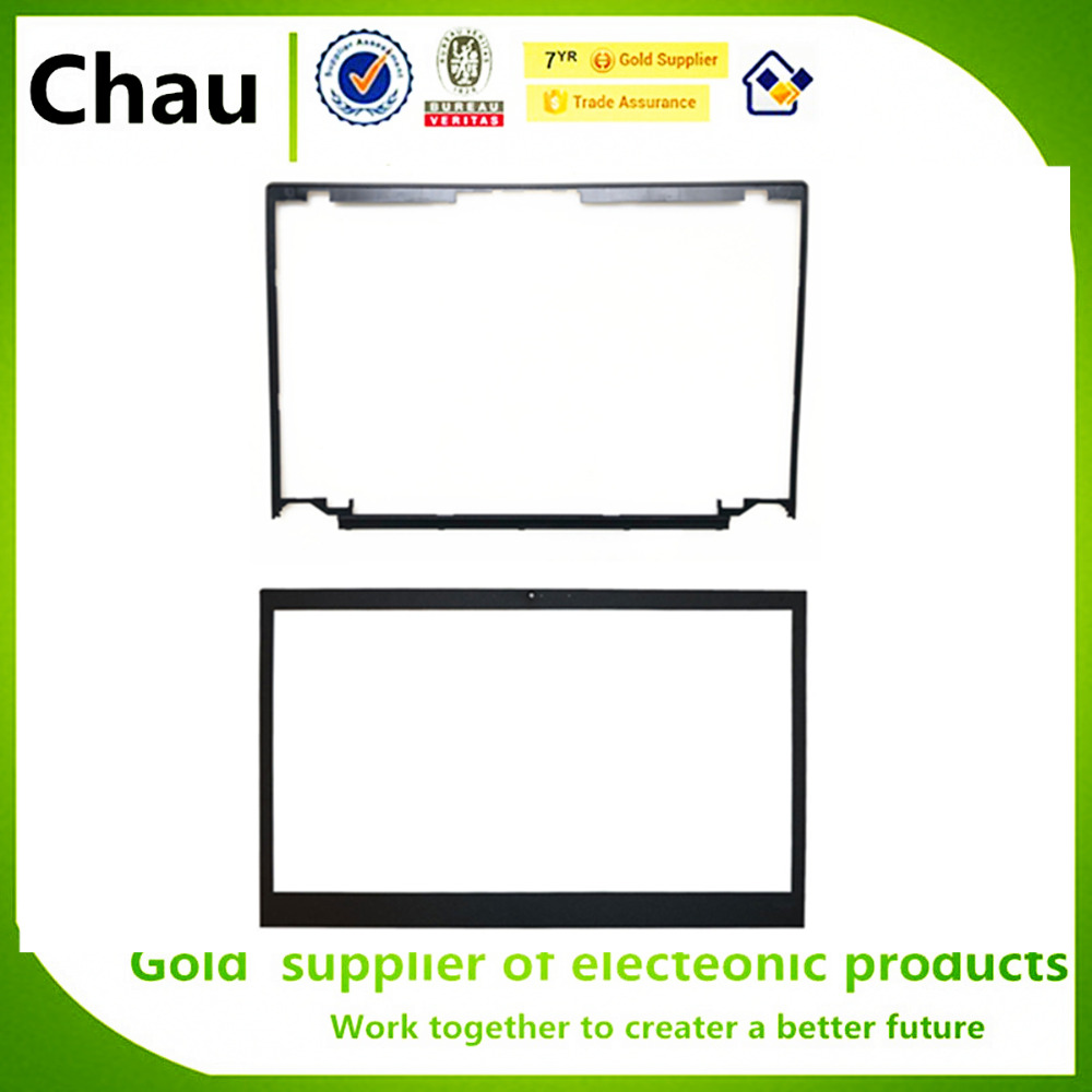 New For Lenovo ThinkPad T460S T470S Laptop LCD Front Bezel Cover AP0YU000500 00JT997