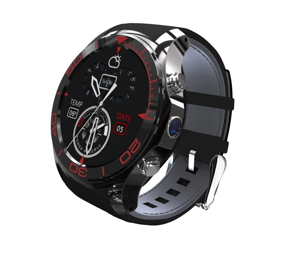 NEW Bluetooth GPS Camera Smart Watch ROM8GB RAM512MB SMS 3G CALL SIM MUSIC SmartClock intelligent watch for Huawei Apple Xiaomi