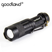 Flashlight Zoomable Tactical Flashlight 3 Mode