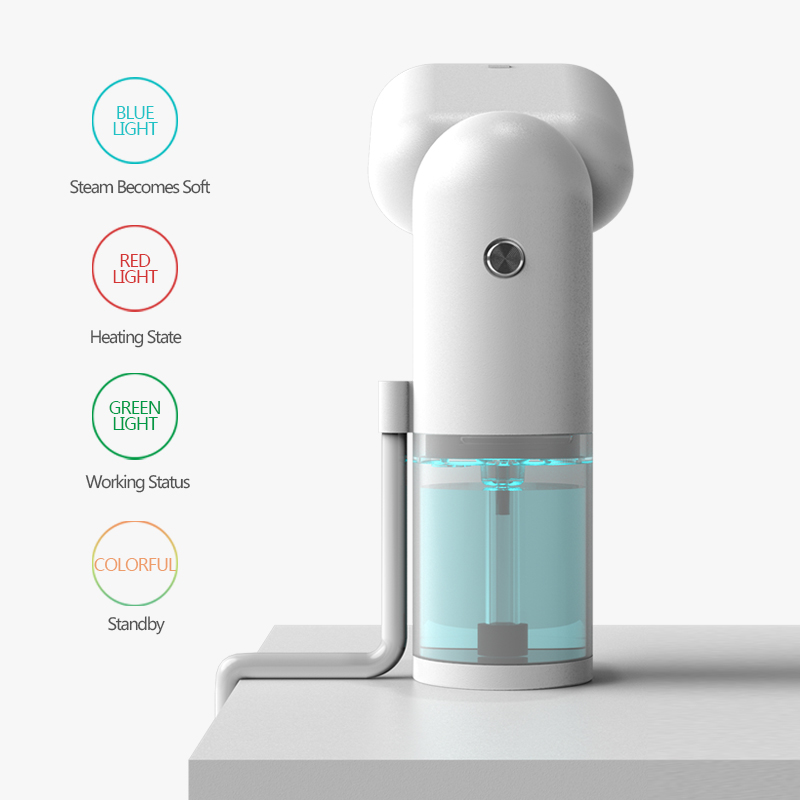 Image 3 - 220V Handy Steamer 900W Powerful Garment Steamer 180ml for Home Travelling Portable Clothes Cleaner Hanging Steam Iron-in Garment Steamers from Home Appliances