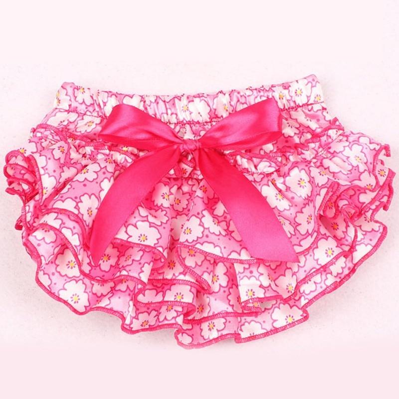 BEFORW Newborn Baby Girls Skirt Satin Bow Solid Dot Print Baby Girls Skirt Summer Newborn Skirts 0-1 Years Old ornate print textured skirt
