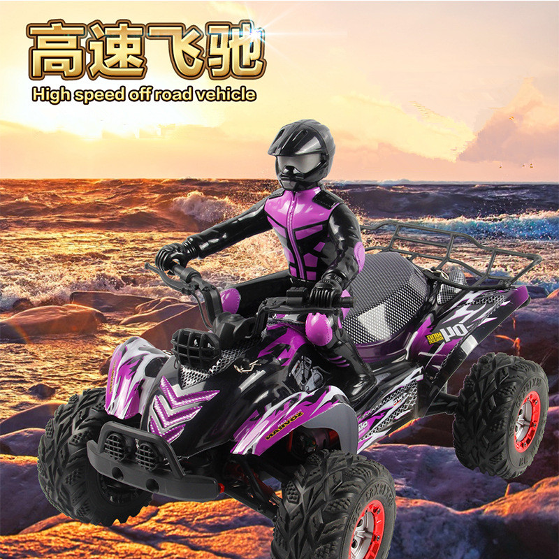 New rc car FY-04 2.4G 1/12 43cm high speed remote control racing car truck 4x4 off road buggy car vs K949 94107PRO RC car image