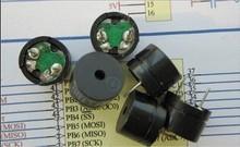 12085 Passive buzzer Électromagnétique impédance 16 euro 12085ac/2 KHZ 3 v à 5 v 9 v 12 v 10 PCS