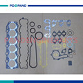 12V 1HD 1HDT 1HD-T двигатель восстановить полный комплект прокладок 04111-17020 для Toyota Land Cruiser/Coaster 4200cc 4.2L сальник Уплотнения