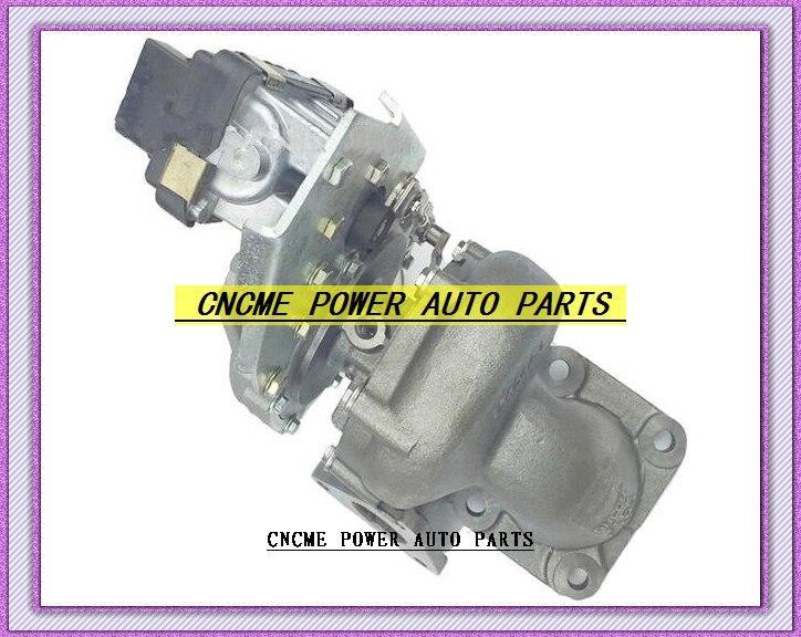 TURBO GTA2052VK 752610 752610-0025 752610-0029 YC1Q6K682BF YC1Q6K682AE For Land Rover Defender For Ford Transit Duratorq 2.4L