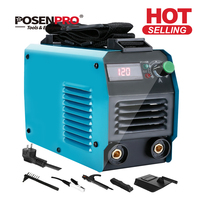 POSENPRO Welding Machine 5.2KVA Series DC Inverter ARC Electric Welder for Welding Work for Soldering Work Welding Equipment