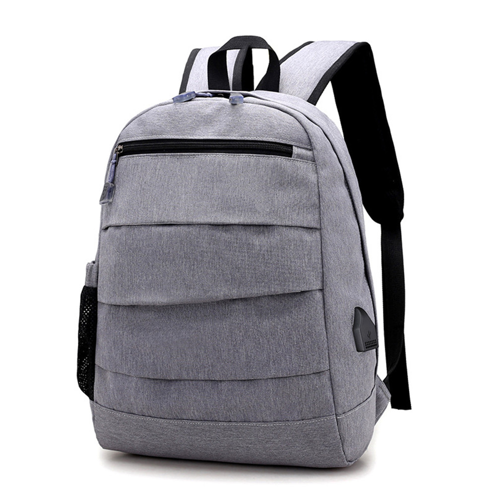 Men's Bags Backpacks Waterproof Backpack Boys Street Casual Holiday Rucksack Backpacks 2019 New Arrival Punk Rock Usb Charging Street Rucksacks