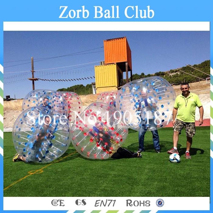 Envío libre 10PCS (5Red + 5Blue) bola de parachoques de 0.8mm 100% - Deportes y aire libre - foto 3