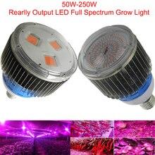 100w 50w 150w 200w Led Hydroponics Grow Light  300w 120w Full Spectrum LED grow Lamp for Flower Plant,Herbs,Vegetable/greenhouse