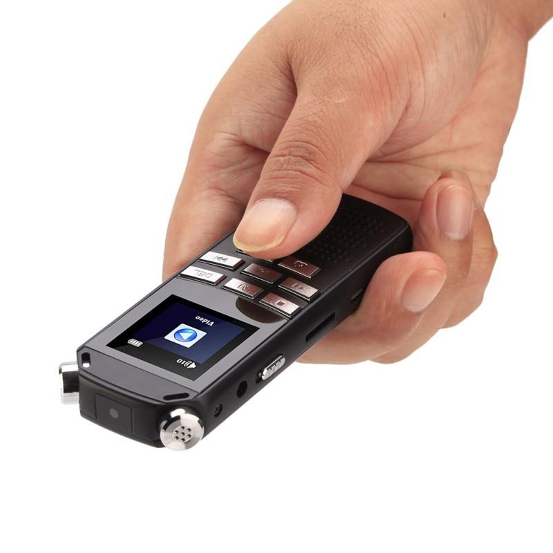 Image 5 - HD DVR Digital Camera Voice Recorder USB MP3 Dictaphone Digital Audio Voice Recorder DVR 720P Microphone-in Digital Voice Recorder from Consumer Electronics