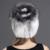 Novo Design Moderno de 3 Cores Mulheres Inverno Chapéus de pele de Vison Quente com pele de Raposa Russa Chapéus de Moda de Nova Venda Quente de Inverno Sólida chapéus