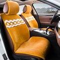 On sale one set Universalcar-covers artifical fur Free Shipping car seat cover Sentra Terrano Qashqai Murano Pathfinder Armada