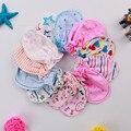 Trottie infantil nursling Mittens Mittens Raspadinha Luvable Amigos recém-nascidos, bebés meninas e meninos luvas Anti scratch, 0-6 meses
