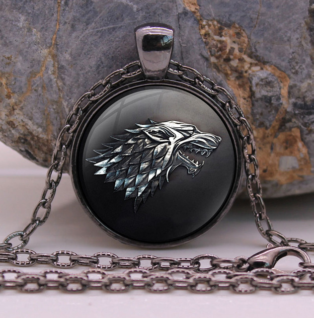 Game of Thrones – Necklace Pendant (All the Houses)