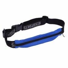 Multifunction Portable Hiking Running Waist Bag Belt Adjustable Sports Bag Smartphones Music Headset Bag Packs Pouch 4 Color