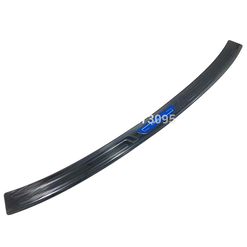 For 2018 Mazda CX-8 CX 8 CX8 Stainless Exterior Rear Bumper Protector Sill Trim Tail Trunk Guard Pedal Car Styling AccessoriesFor 2018 Mazda CX-8 CX 8 CX8 Stainless Exterior Rear Bumper Protector Sill Trim Tail Trunk Guard Pedal Car Styling Accessories