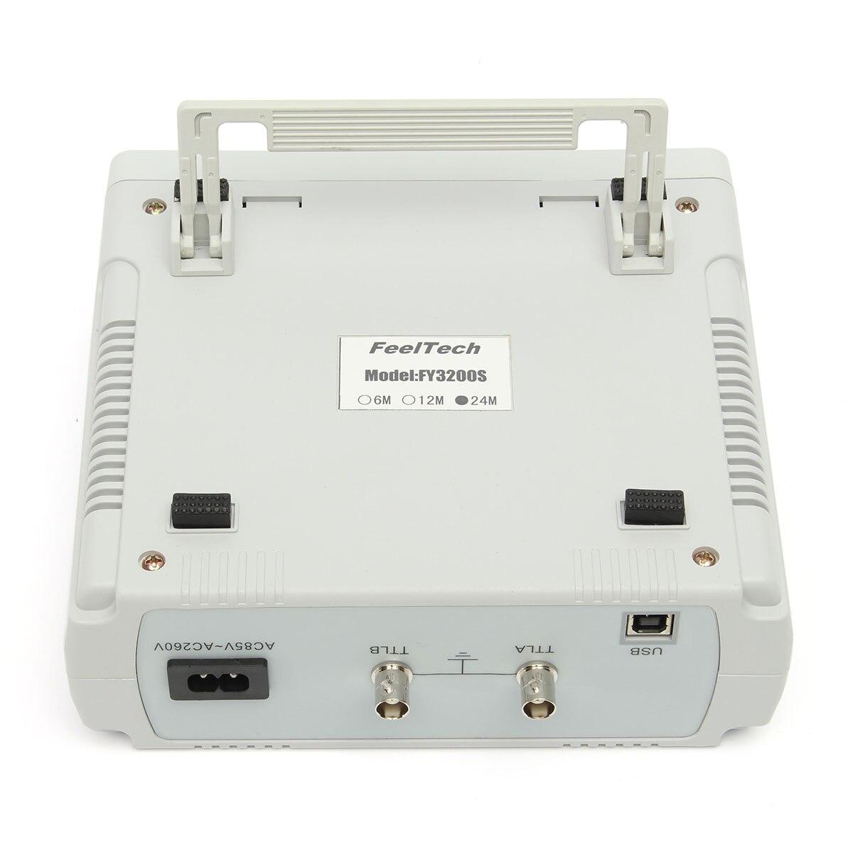 24 MHz double canal forme d'onde arbitraire DDS fonction générateur de Signal onde sinusoïdale carré balayage compteur forme d'onde/fréquence d'impulsion Mete - 3