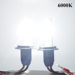 Image 5 - 12V 55W xenon hid kit de xenón 55w 4300K 6000K 8000K xenon kit de h11 55w para h7 H4 h1 h3 hb4 9006 hb3 9005 d2s d2c h27 faro de coche