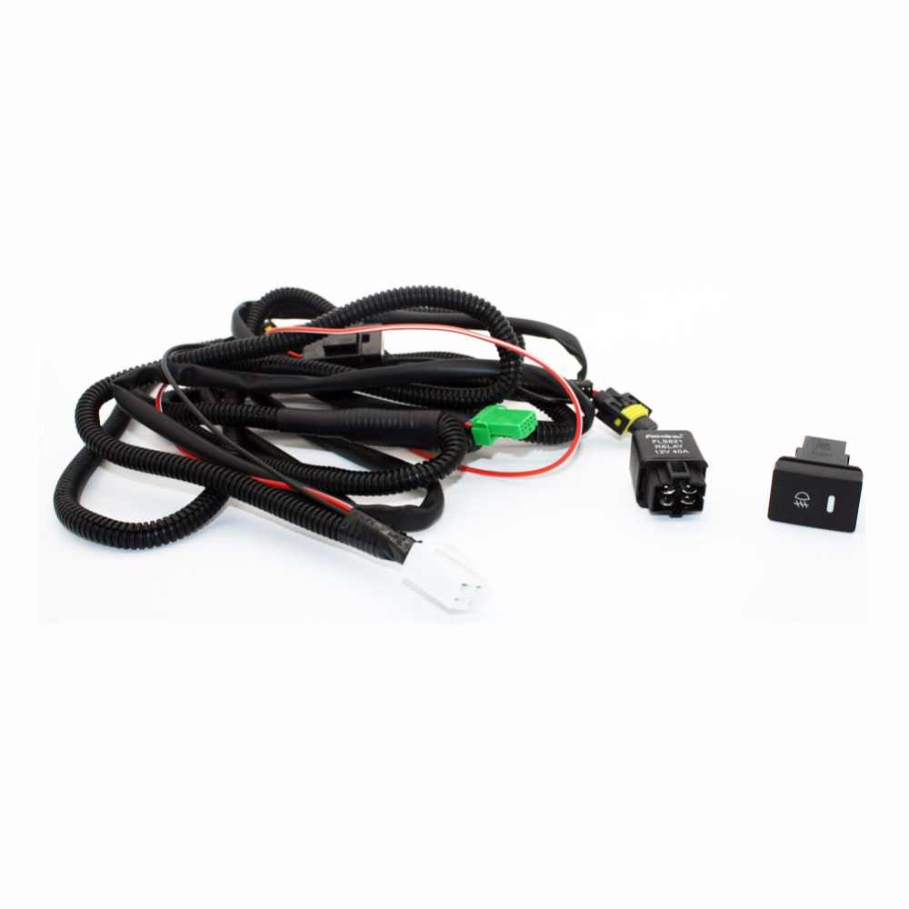 hight resolution of detail feedback questions about set wiring harness sockets wire switch for h11 fog light lamp for ford focus 2008 2014 acura tsx rdx for nissan cube for