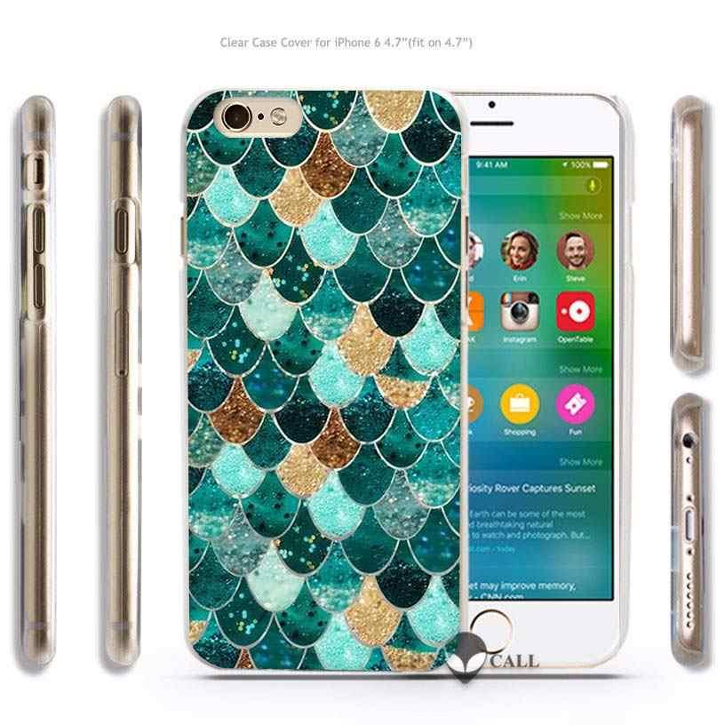 8413123ea ... Mandala Flower Datura Floral Hard Transparent Phone Case Cover Coque  for Apple iPhone 4 4s 5 ...