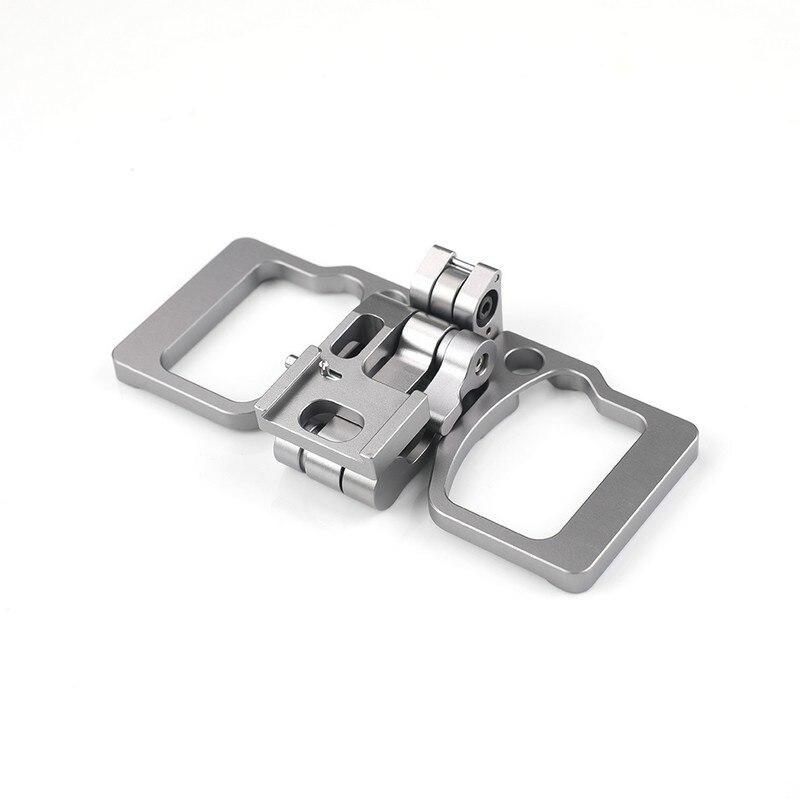 Drone Controller Supporto Del Metallo Crystalsky di Montaggio Per DJI Mavic Min 2/1 Pro Remote Controller Staffa Del Telefono Tablet Monitor Clip - 2