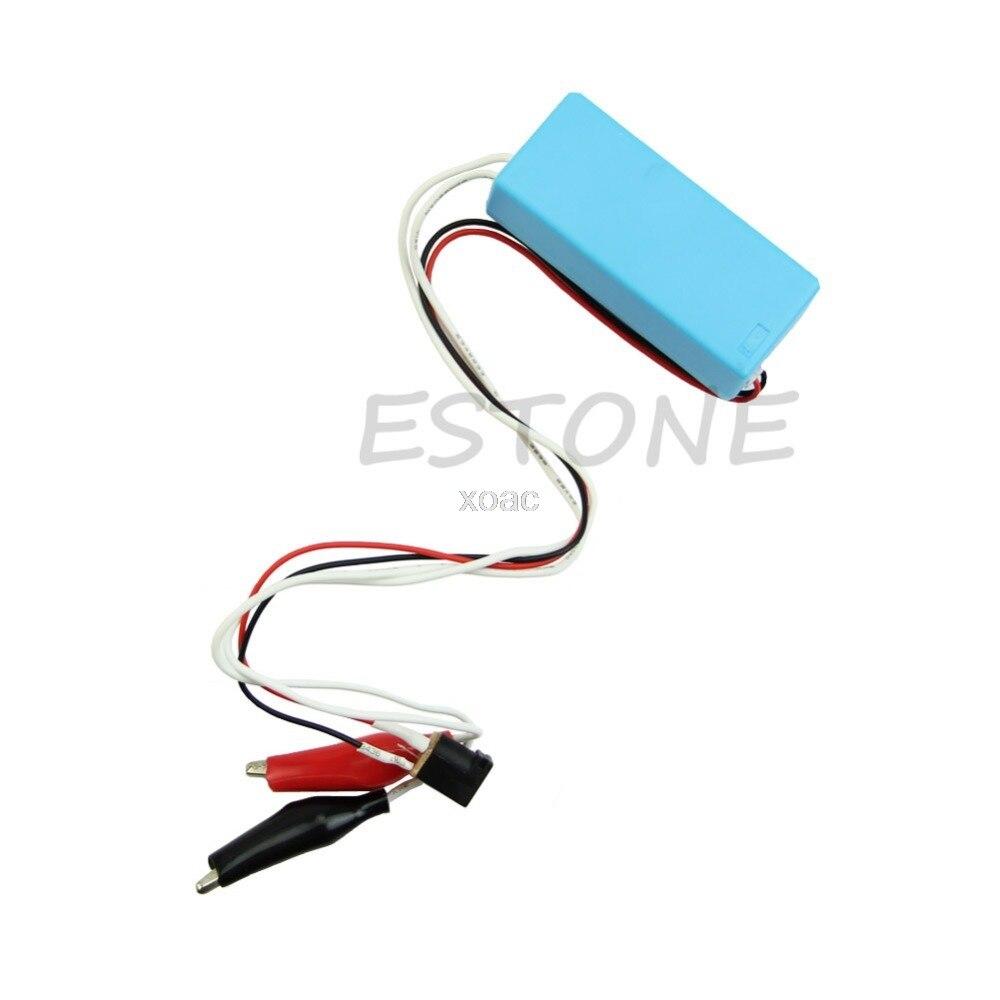 CCFL Lamp Inverter Tester For LCD TV Laptop Screen Backlight Repair Test 12V NEW M08 dropship