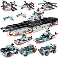 Enlighten Models Building Toy Compatible With Lego E1406 643pcs 8 In 1 Blocks Toys Hobbies For