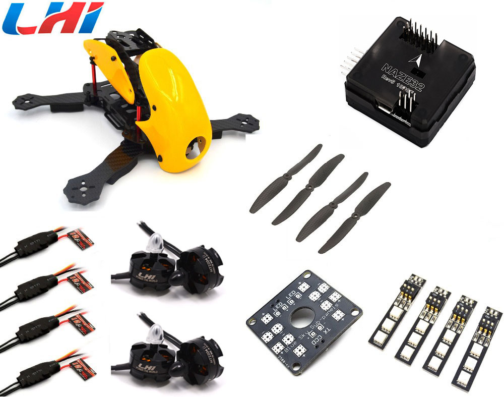 fpv Robocat 4-Axis Carbon Fiber Quadcopter Frame Naze 10DOF LHI Mt2204 2300kv Motor 12A ESC 6030 props Rc drones original for samsung galaxy tab 3 p5200 p5210 lcd display panel touch screen digitizer assembly