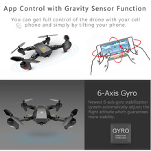 Wide-Angle Visuo XS809W XS809HW Mini RC Helicopter Foldable RC Drone With Wifi FPV Camera RC Quadcopter VS JJRC H37 Eachine E58