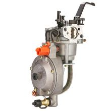 Mayitr Dual Fuel Carburetor Carb LPG Conversion For GX200 170F Generator Engine Replacement Parts