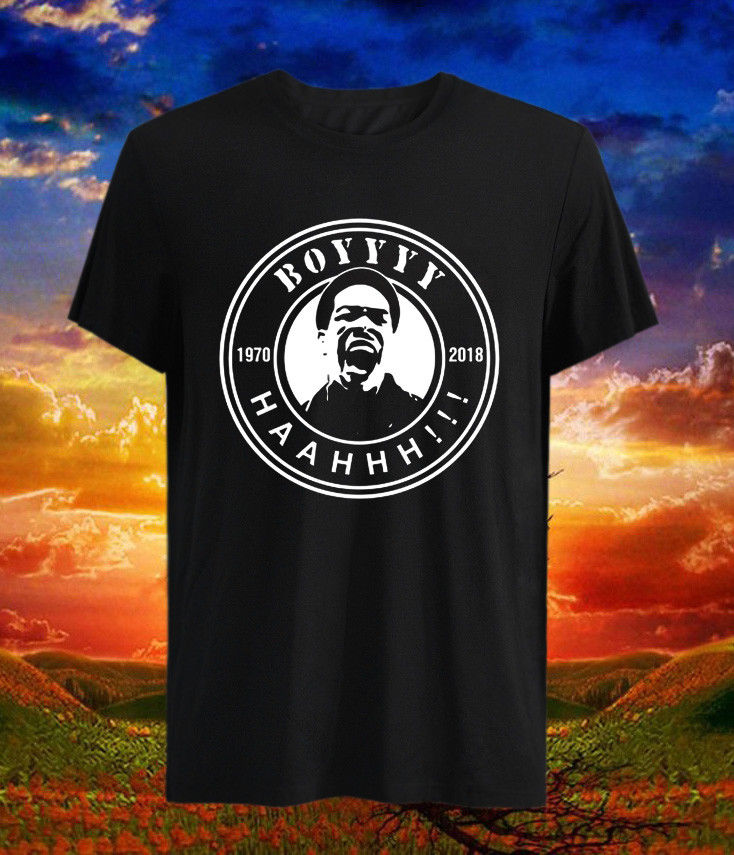 Мак flava папа рубашка в ухе плохой boyyyy haahhhh логотип Remix Rip футболка