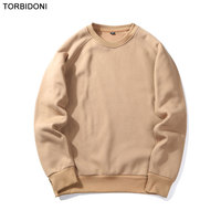 New Autumn Fashion Men Hoodies Casual Pullovers Round Collar Male Pullover Sportswear Tracksuit Spring Mens Crewneck