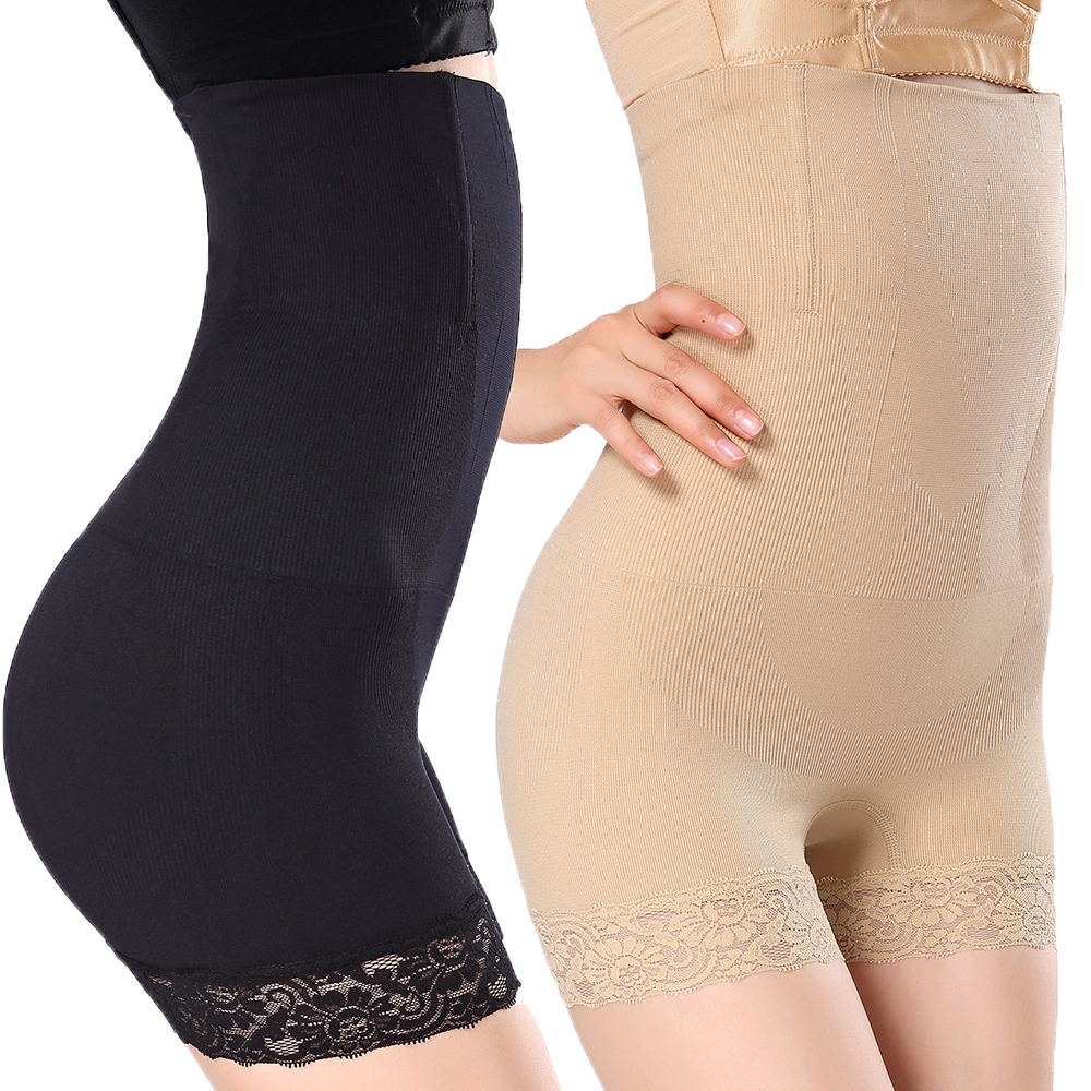 6c92129ebbcc8 KSKshape Hot Shapers Slimming Underwear Waist Trainer Butt Lifter Panties  Lace Shorts Women Slimming Body Shaper Sexy Shapewear