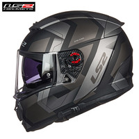 *Free PINLOCK* LS2 FF390 BREAKER BAZ Full Face Motorcycle Helmet Men Racing Casque Moto Capacetes de Motociclista Motor Helm