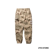 Brand Designer CARGO PANTS Overalls Men's Millitary Clothing TACTICAL PANTS MILITARY Male US Combat Camouflage Army Camo Trouser