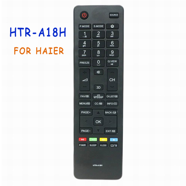 Haier htr-a18h manual