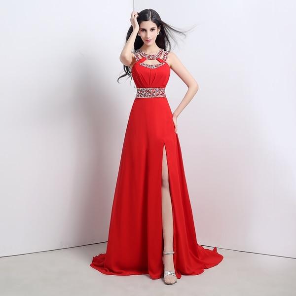 Online Get Cheap Beautiful Red Prom Dresses -Aliexpress.com ...
