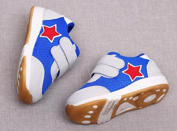 baby boys sneakers running shoes girls sport shoes purple star shoes zapato 17 new chaussure bebe sapatos SandQ baby fashion 4