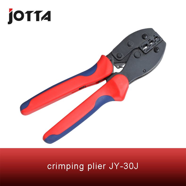 LY 30J crimping tool crimping plier 2 multi tool tools hands LY Ratchet Crimping Plier European Style in Pliers from Tools