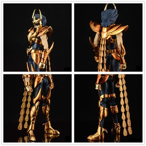 Image 2 - GT TD Great Toys Saint Seiya Cloth Myth EX Bronze Gold Final Phoenix Ikki model metal Cloth SG029