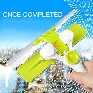 Image 3 - Eworld Hot Upgraded Telescopic High rise Window Cleaning Glass Cleaner Brush For Washing Window Dust Brush Clean Windows Hobot